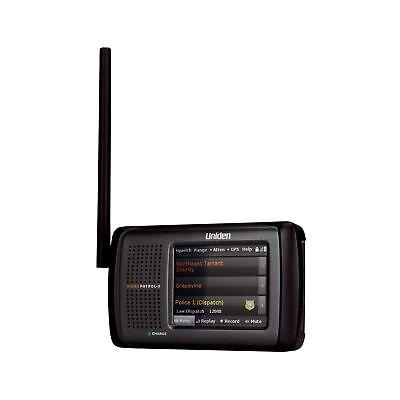 Uniden HomePatrol II APCO P25 HF VHF Bearcat TouchScreen Analog Digital Scanner for sale  USA