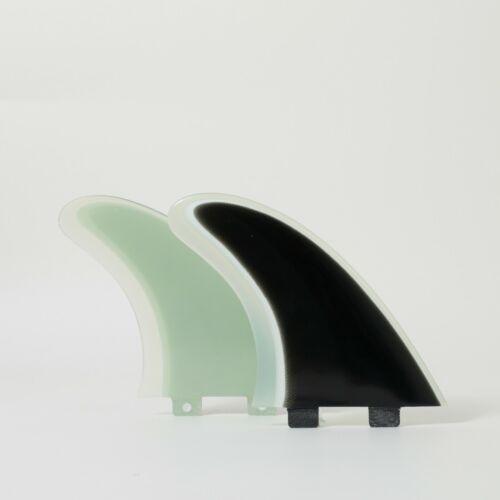 FCS Twin Fins   Fiber Glass   New