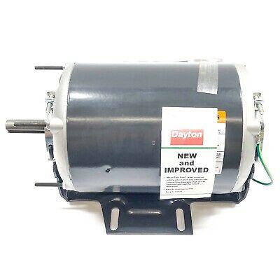 Dayton 5k288be Split Phase Electric Motor 12hp 230v 1-ph 60hz 1725rpm 56 Frame