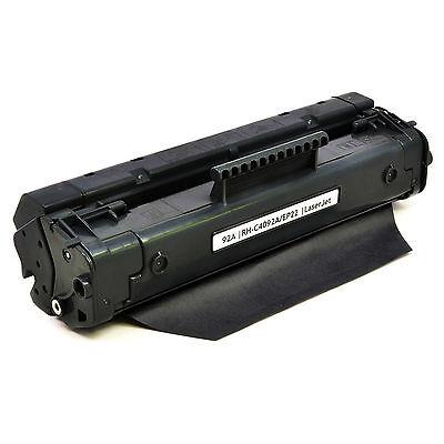 1PK C4092A Black Toner Cartridge For HP LaserJet 1100 1100A 1100XI 3200 3200SE