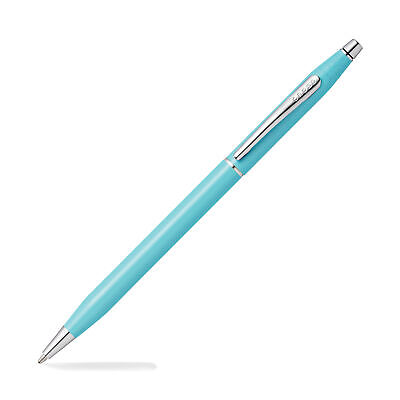 Cross Classic Century Ballpoint Pen - Sea Foam Pearlescent Lacquer AT0082-125 Cross Classic Ballpoint Pen