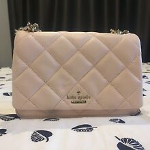 Kate Spade crossbody Mini Vivenna bag adjustable chain used once South Brisbane Brisbane South West Preview