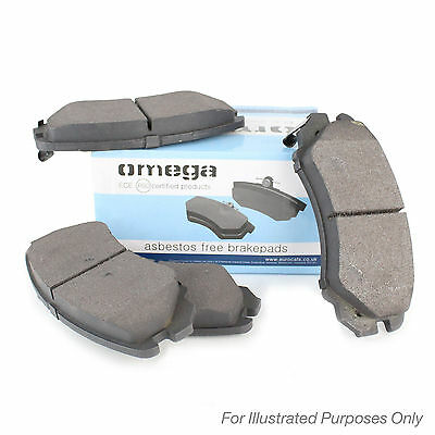 New Vauxhall Insignia 2.0 CDTI Genuine Omega Rear Brake Pads Set
