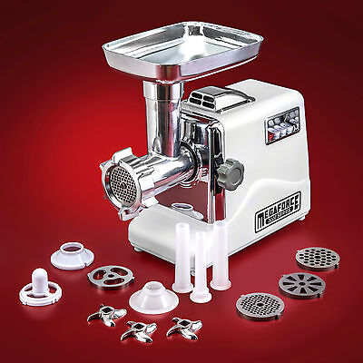 Electric Meat Grinder - STX International Megaforce 3000 Patented Air Cooling