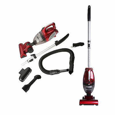 2 in 1 Hand Held & Upright Bagless Compact Lightweight Vacuum Cleaner Hoover Vac