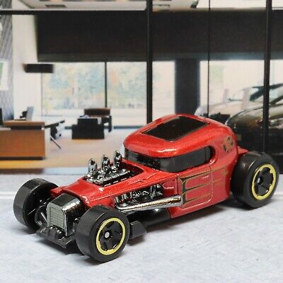 Mod Rod Hot Wheels Dream Garage 1:64 Scale Die-cast Model Toy Car New Open