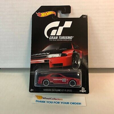SALE!  Nissan Skyline GT-R R32 * Hot Wheels Gran Turismo * Y41