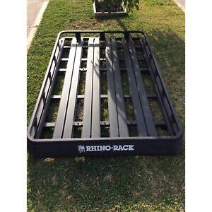 Rhino rack suit Prado