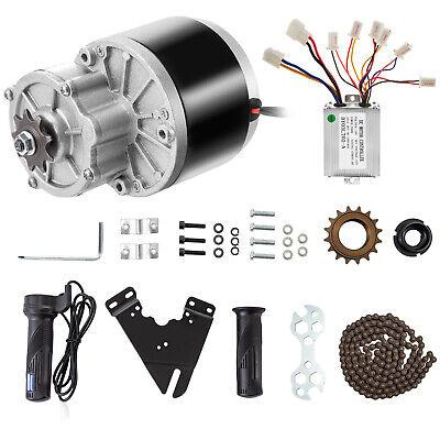250w 24v Dc Motor Gear Reduction Motor Kit Sprocket Wheel Scooter Mini Bike