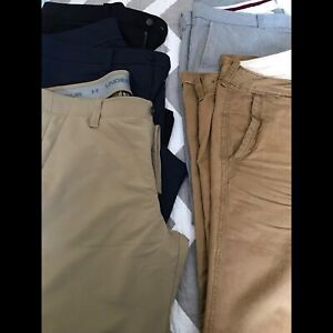 Men's Dress and Casual Pants