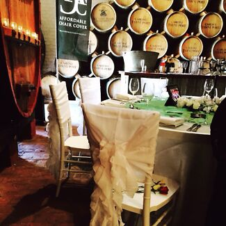 D.I.Y. Hire from $1.75 Chair Cover!  Thurgoona Albury Area Preview