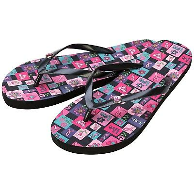 PINK RIBBON Flip Flops Women
