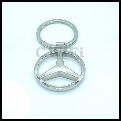 Llavero MERCEDES logotipo emblema llaveros Keychain coche Keyring #5