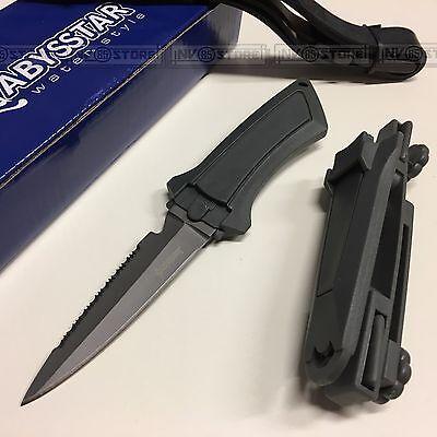 knife Coltello SUB Abysstar mod. BARRACUDA Coltellerie ACCIAIO INOSSIDABILE