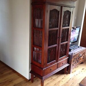 Wanted - Small TV Cabinet to Match. Maryland Newcastle Area Preview