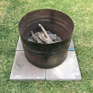 Fire pit Balmoral Brisbane South East Preview