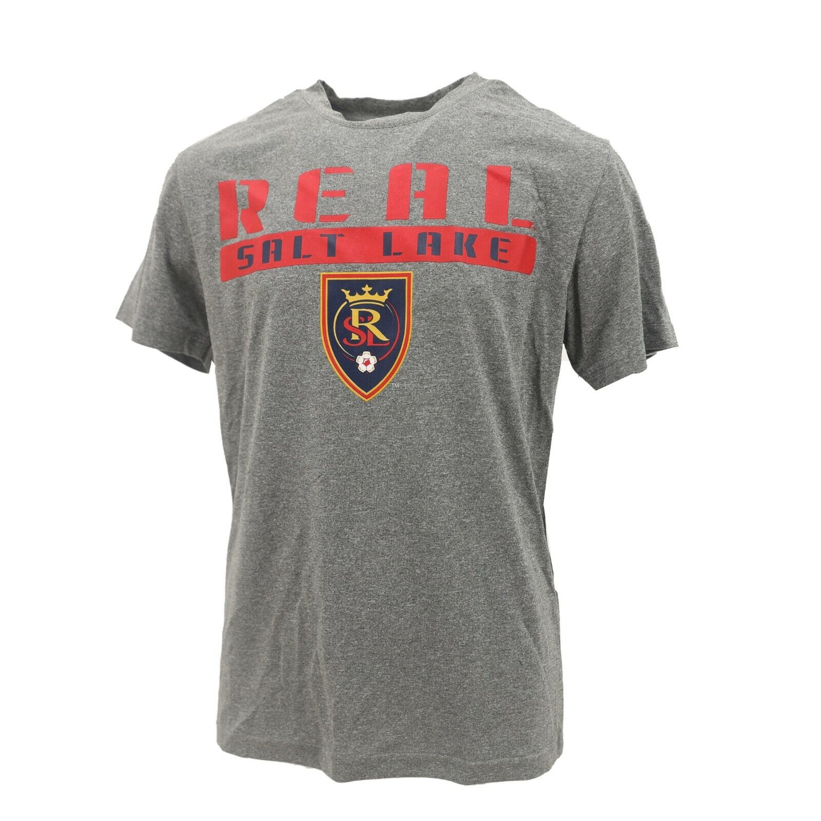quality design c0fb6 4651d Details about Real Salt Lake Official MLS Apparel Kids Youth Size Athletic  T-Shirt New Tags