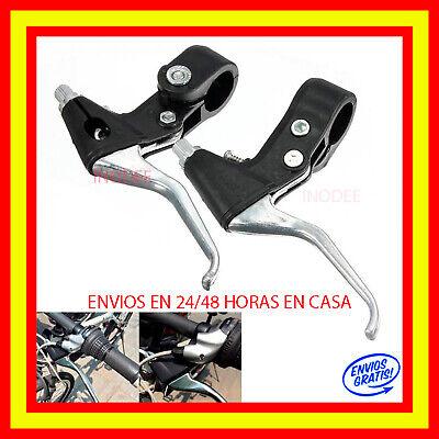 2X Manija Freno Bicicleta Mountain Road Bike Palanca para manillar 22mm btm...