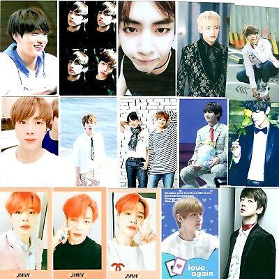 BTS Bangtan Boys Photocard 18pcs Set Kpop Event Special Photo Card Fan-Made NEW