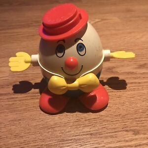 Vintage Fisher Price Humpty Dumpty
