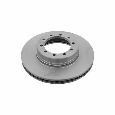 Genuine Febi 10 Stud Front Vented Brake Discs - 18021