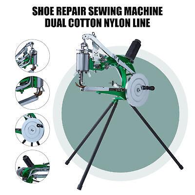 Diy Shoe Repair Machine Making Sewing Hand Manual Cotton Leathernylon Needle
