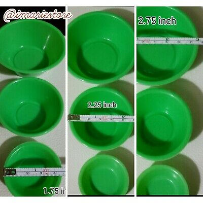20pcs SMALL Puto Molder Pichi Pichi Kutchinta Plastic Mold