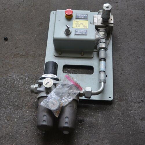 J.D.NEUHAUS 14505 specialist safety release pneumatic valve