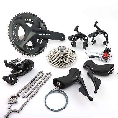 92947412868 Build Kits & Gruppos - Cranks Shifters - 5 - Nelo's Cycles
