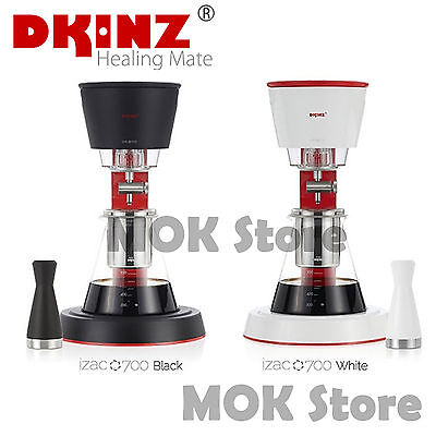 DKINZ IZAC 700 Dutch Coffee Maker Drip Coffee Cold Brew 700mL Black