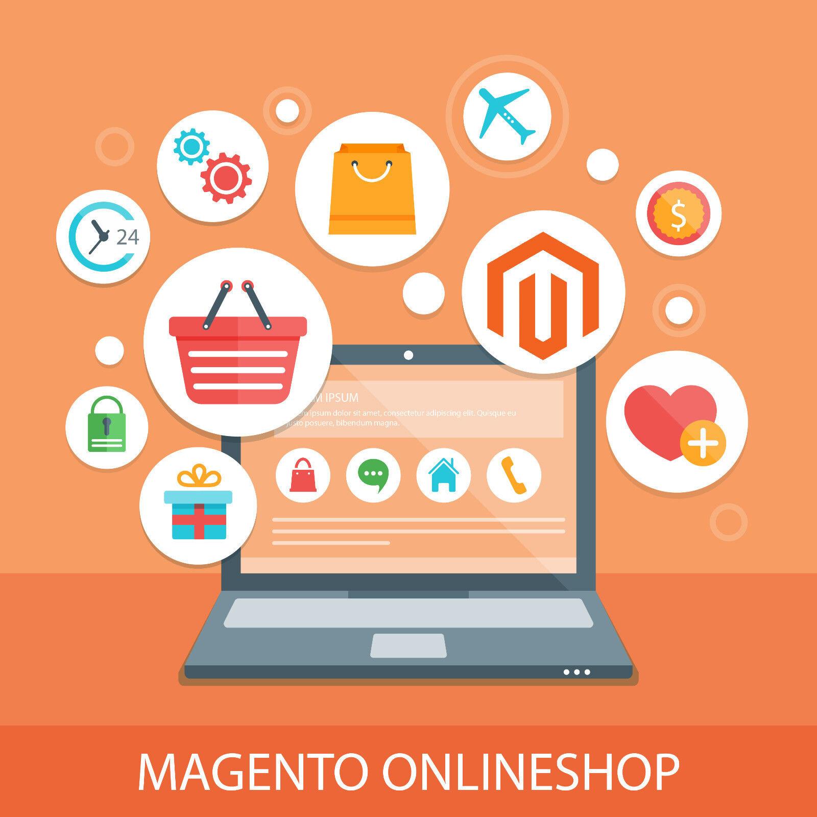 Magento Installation (v 2.2.x) - Geld verdienen mit Ihrem eigenen Online-Shop
