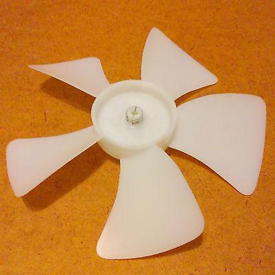 6-12 Inch Diameter Plastic Fan Bladepropeller. 14 Inch Bore. Cw Rotation.