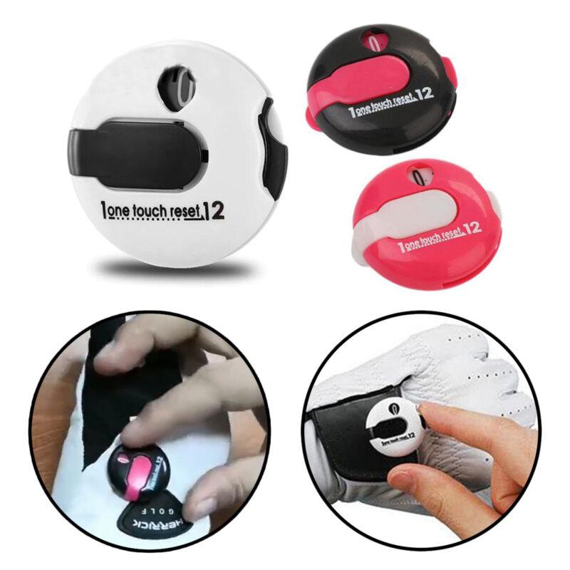 Mini Golf Score Counter Clicker Scorekeeper Scoring Clip On Glove 3cm Stroke