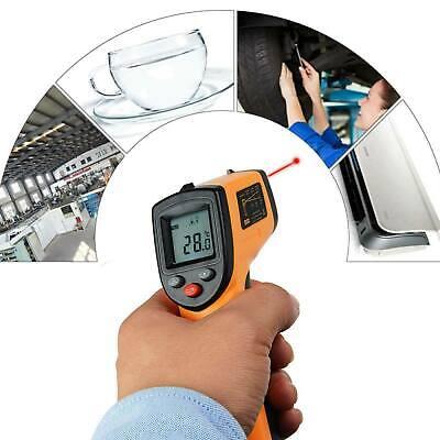 Non-contact Temperature Gun Laser Thermometer Digital Infrared Temp Ir Cooking