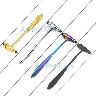 Tromner Reflex Hammer Neurological Medical Diagnostic Choose Color Care Kit