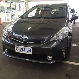 2012 Toyota Prius V. 7 seater - Price massively reduced! Launceston Launceston Area Preview