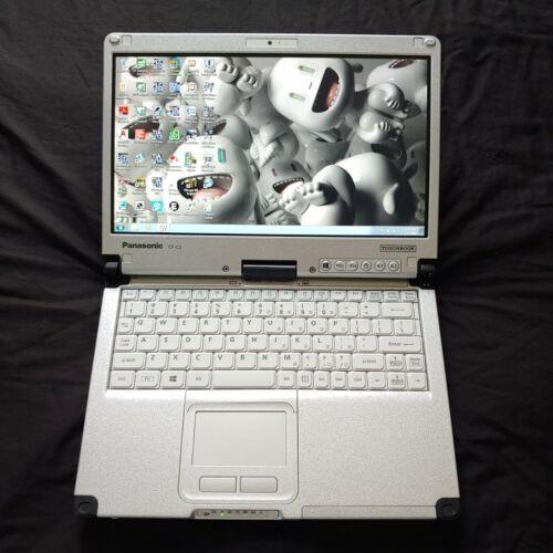 Panasonic Laptop i5 WND 7 with  Automation PLC Programming software 500 Pro.