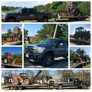 Camper Trailer Delivery & Float Service