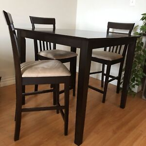 High Dining Table (pub style)
