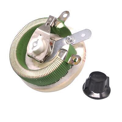 100w 10 Ohm High Power Wirewound Potentiometer Rheostat Variable Resistor