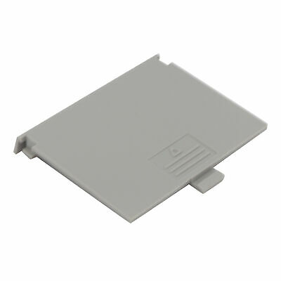 Tesoro Metal Detector Gray Micro Replacement Battery Door Hous-door-mm-gray
