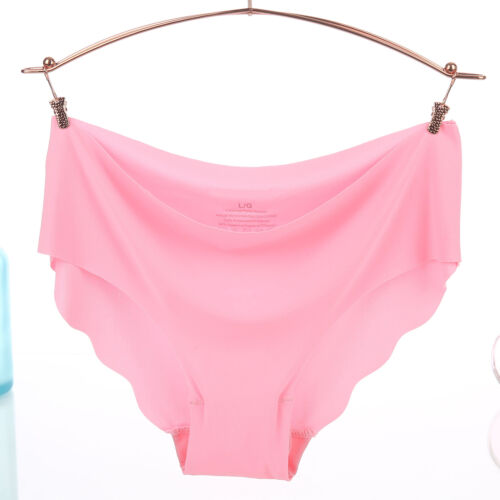 Frauen weiche Unterhosen nahtlose Dessous Slips Hipster Unterwäsche Pantie