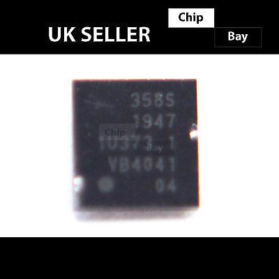 2x Samsung Galaxy Mega TAB 3 T210 358s 1947 Charging Charger IC Chip