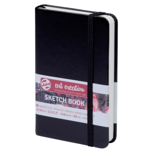 Talens Art Creation Hardback Sketch Book 140gsm 9 x 14 cm
