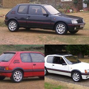 WANTED Peugeot 205gti Box Hill South Whitehorse Area Preview