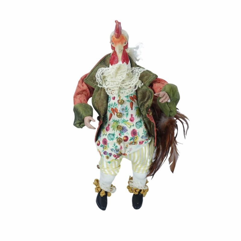Mark Roberts Colonial Rooster, Sm  Limited Edition 2004