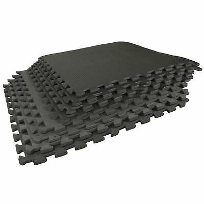 Best Step I900506 9 Interlocking Comfort Flooring Tiles 36 Sq Ft