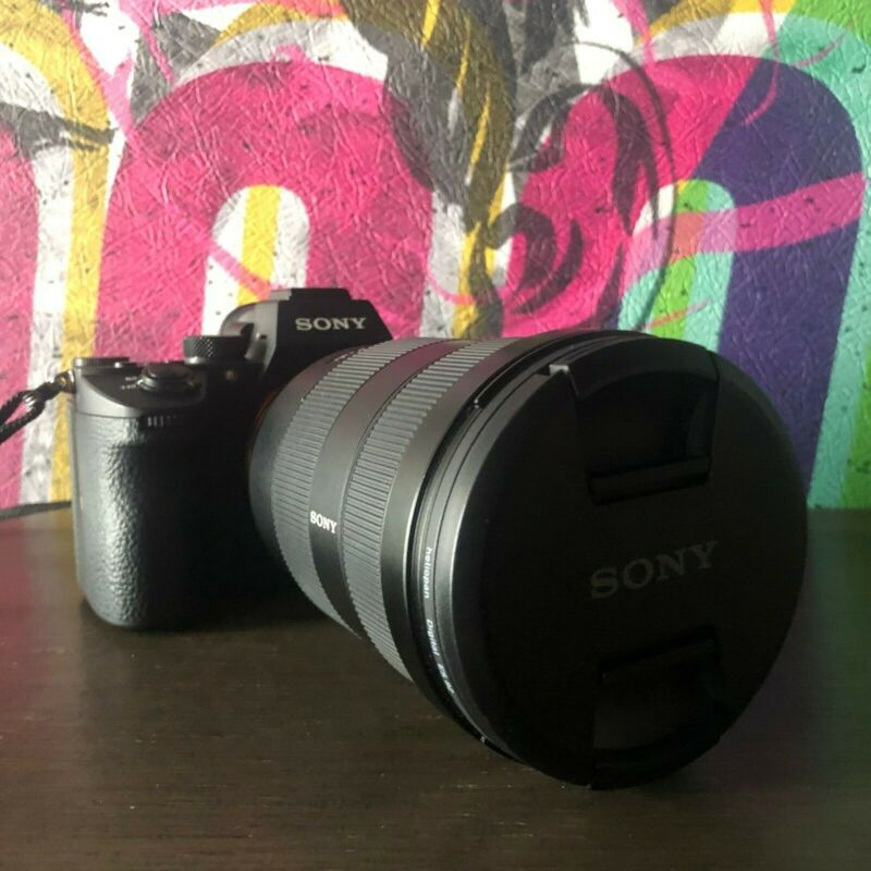 Sony a7R III Mirrorless Digital Camera Body with Sony FE 24-70mm f/2.8 GM Lens
