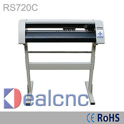 24 Vinyl Cutter Plotter Sign Making Machine Rs720c With Artcut2009 Software