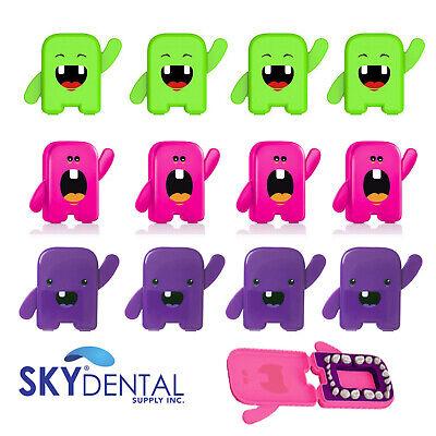 Angies Dental Teeth Album Case Storage Box Baby Primary Tooth Fairy Set